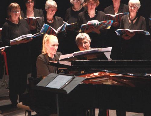 Choeur du Tillier « Mélodies » autour de Fauré, Debussy, Hahn, Ravel