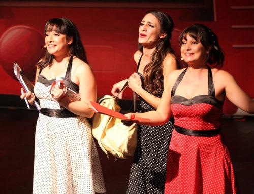 Comédie musicale « SALUT LES COPAINS »