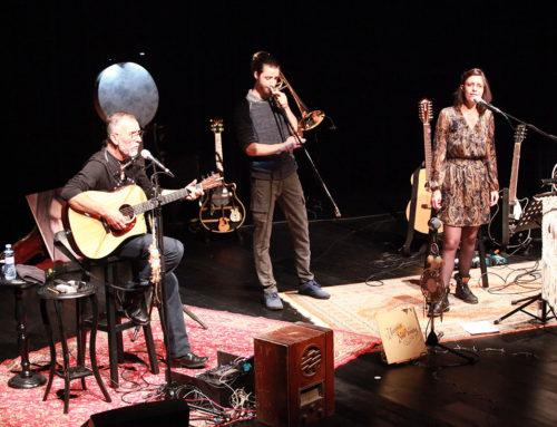 Maurice Girardot a chanté Neil Young à L'Esty