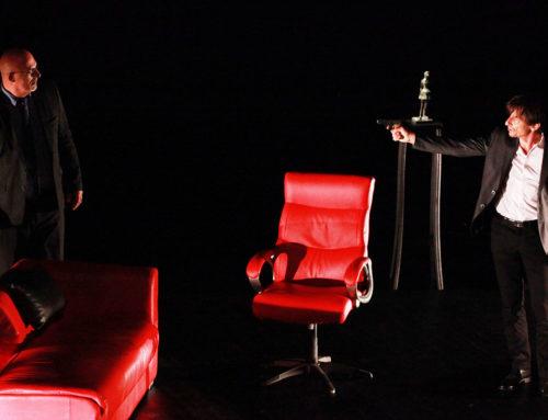 Du théâtre à huis clos pour «Un contrat» avec Didascalies